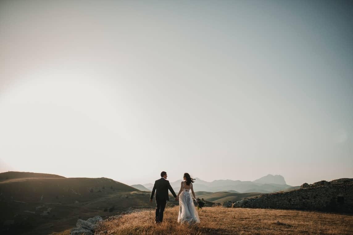 couple hills