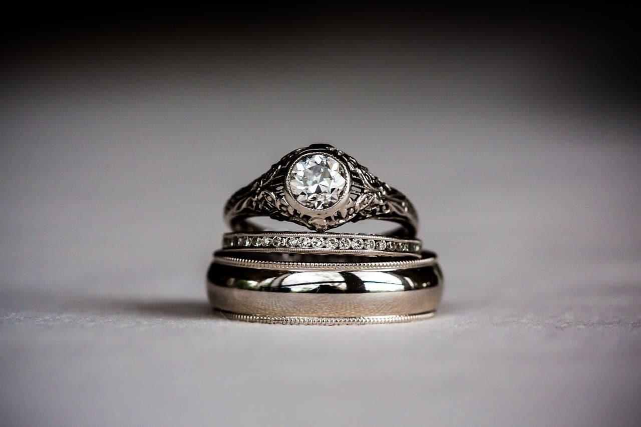 luxurious ring design