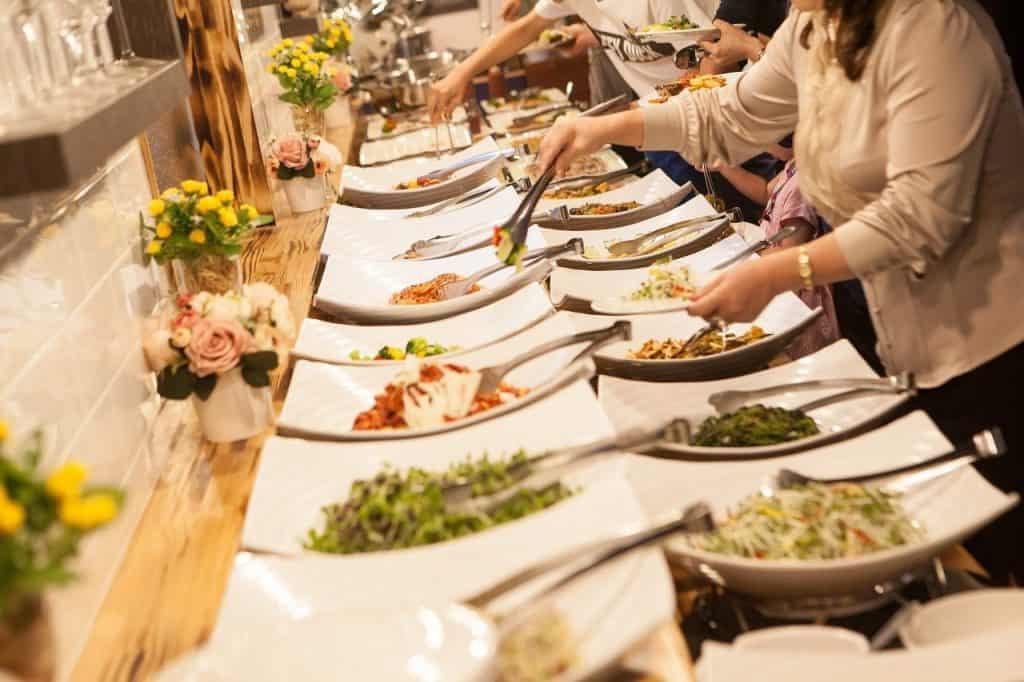 catering service wedding