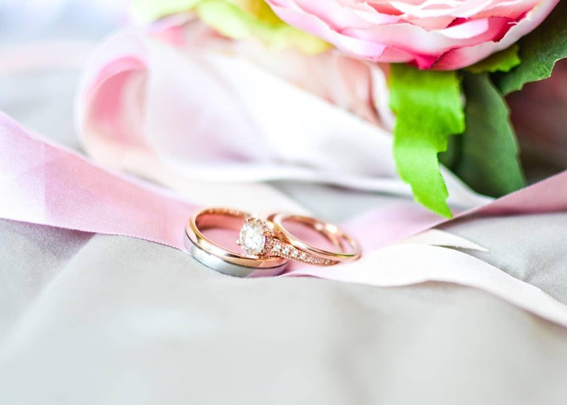 luxurious rings