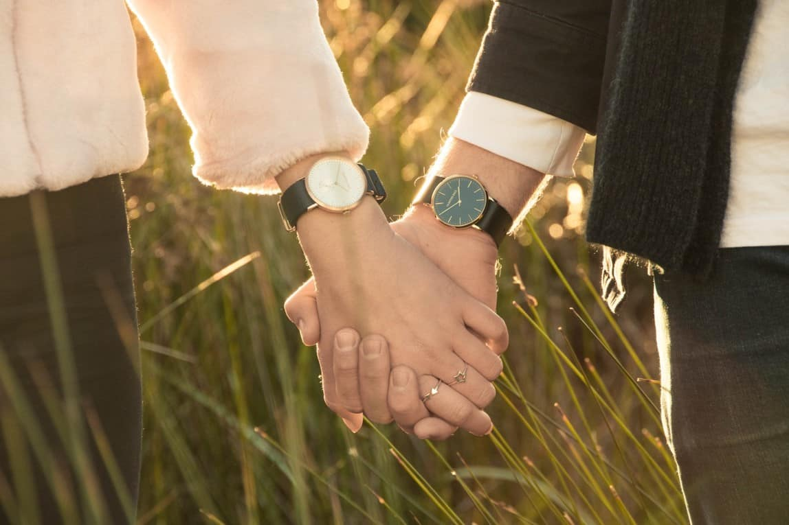 wrist watch time partners