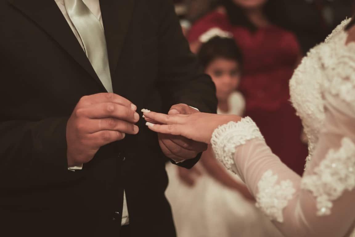 celebration of matrimony