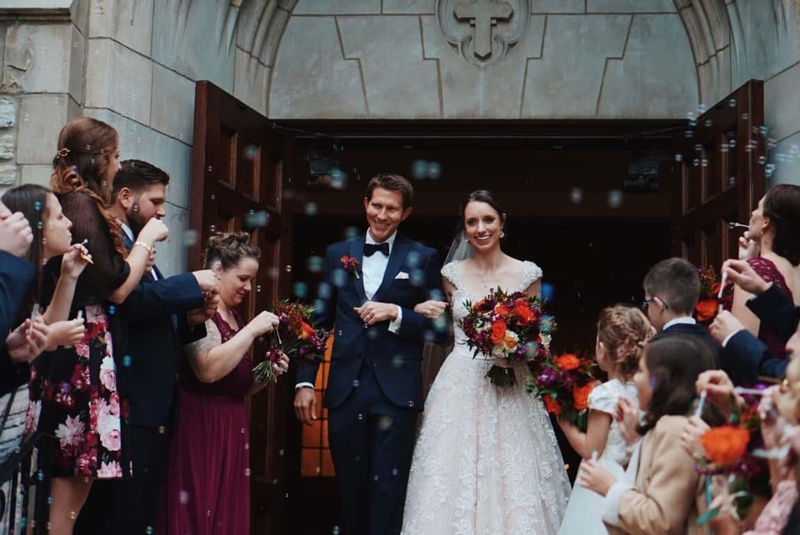 wedding conclusion