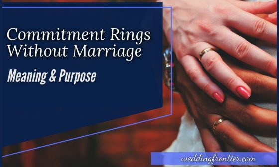 Commitment Rings Without Marriage Meaning & Purpose