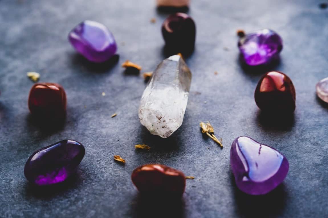activating crystals