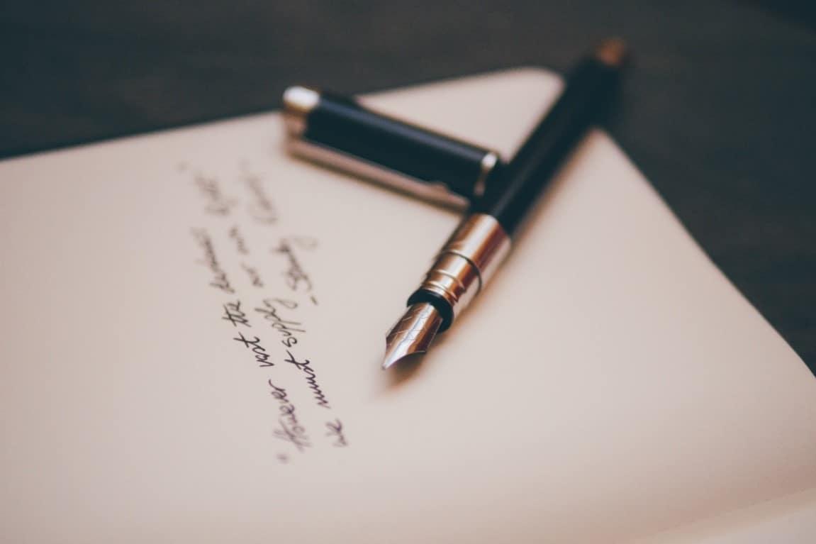 pen letter