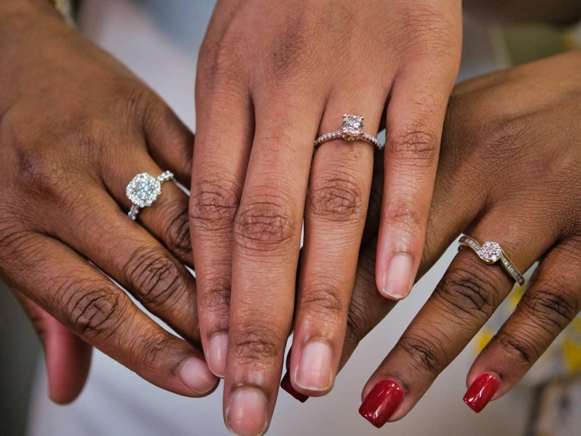 fingers rings