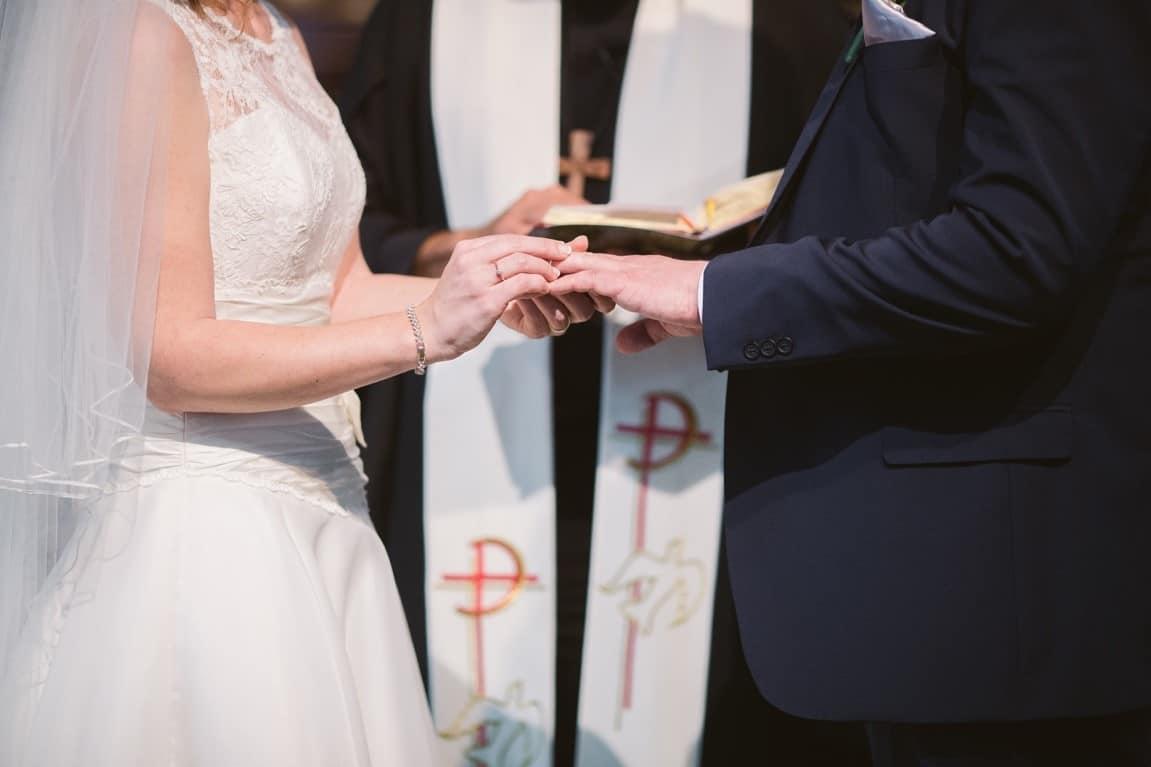 church wedding vows