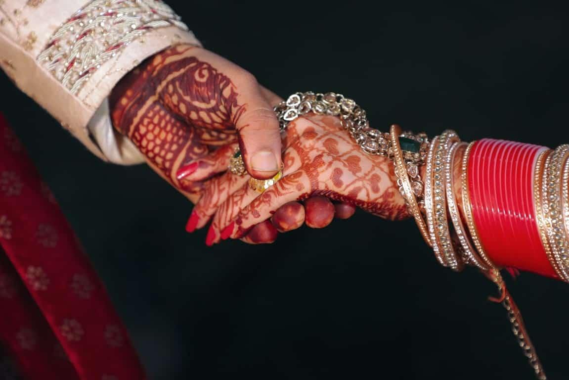 hindu culture rings