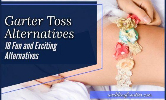 Garter Toss Alternatives 18 Fun and Exciting Alternatives