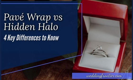 Pavé Wrap vs Hidden Halo 4 Key Differences to Know