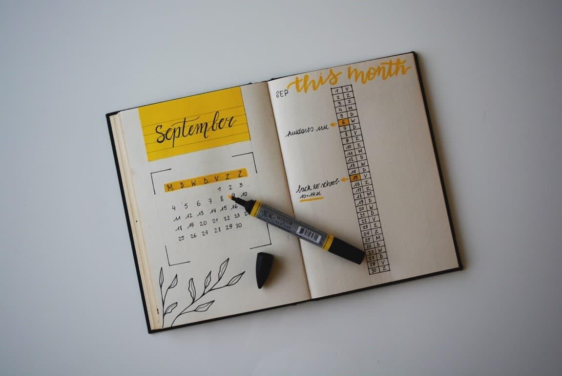 journal sched