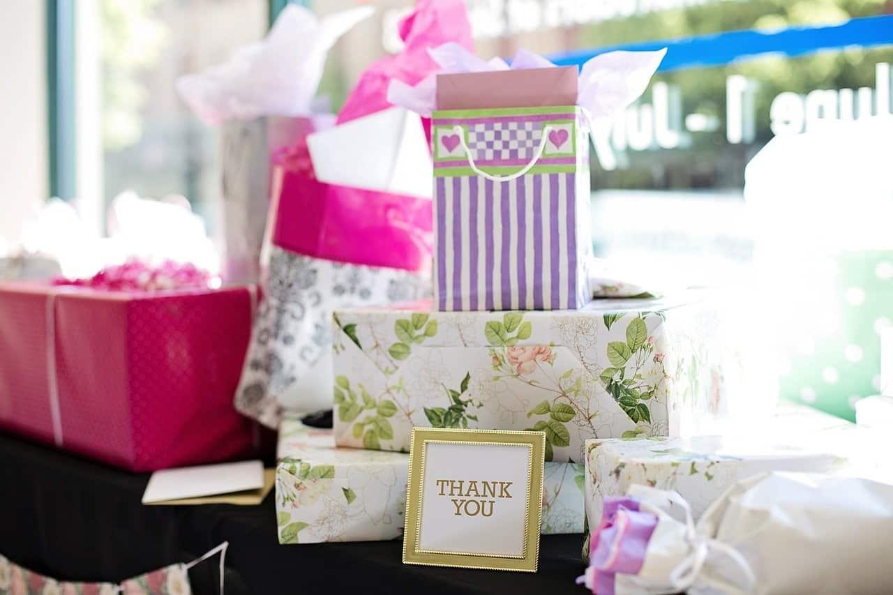 gifts wedding