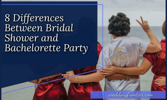 8 Differences Between Bridal Shower and Bachelorette Party