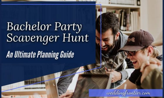 Bachelor Party Scavenger Hunt An Ultimate Planning Guide