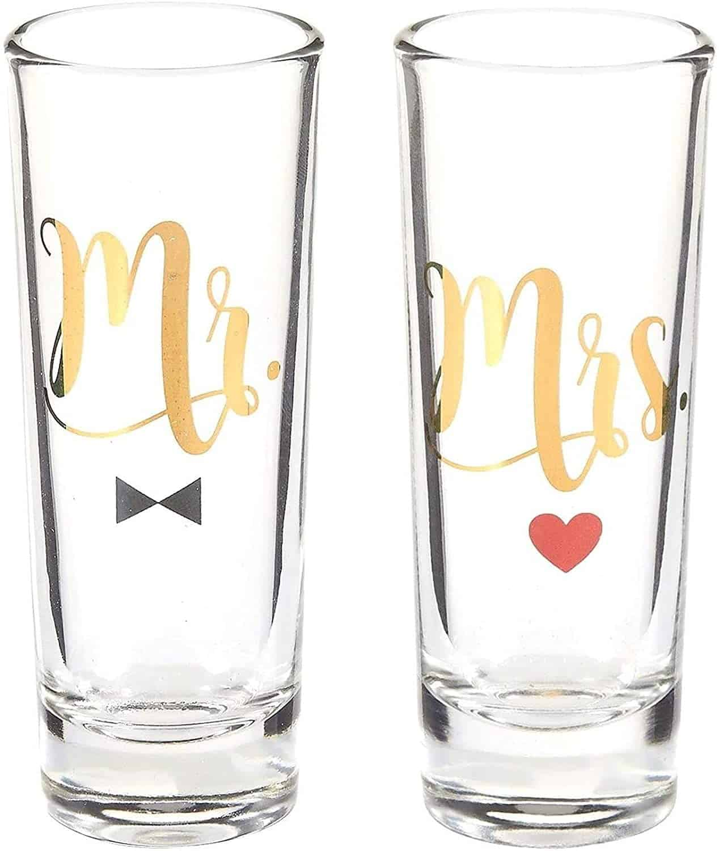 couple shot glass
